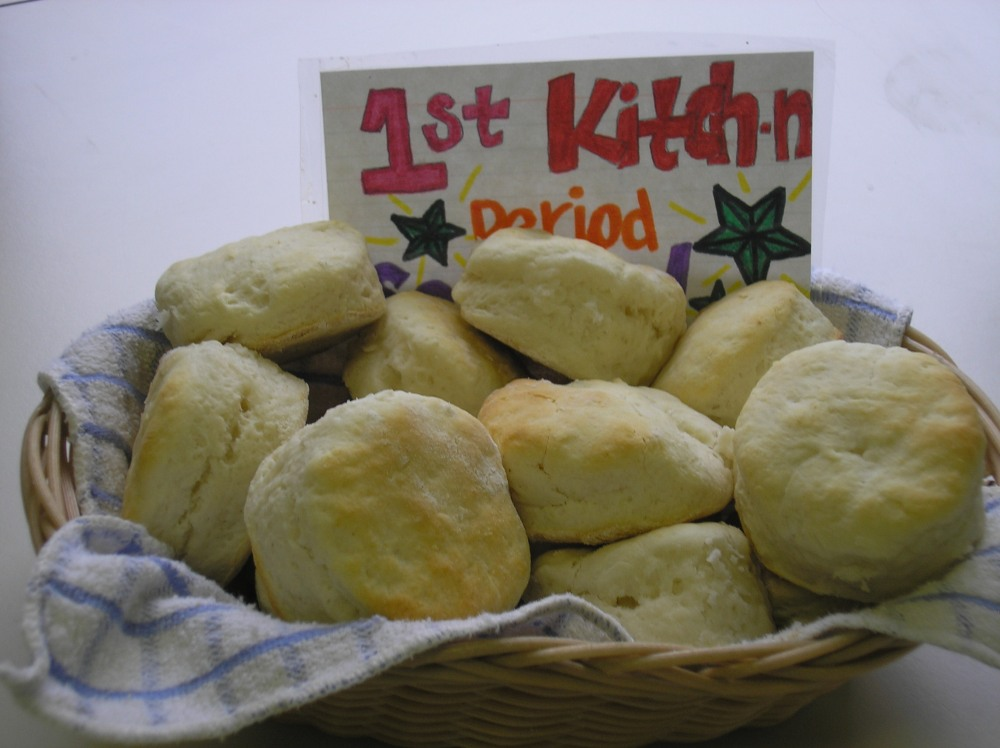 BISCUITS Made from Scratch (6/6)