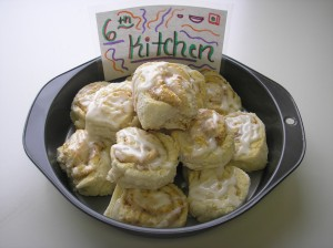 What a pan of rolls!!!