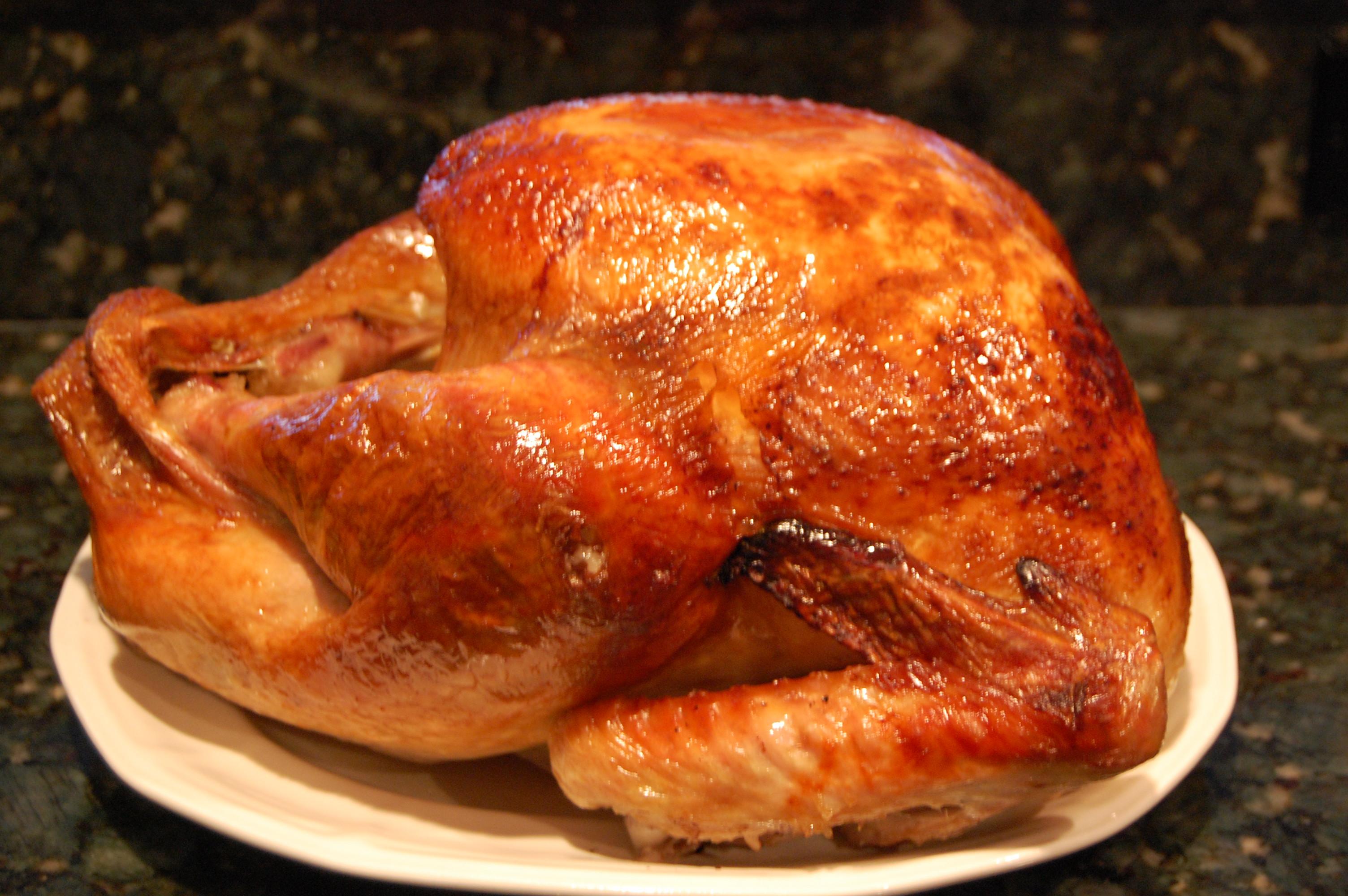 Roasted Turkey | The Teacher Cooks