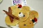 1st Block Kitchen 2 Double Berry Blast Pancakes