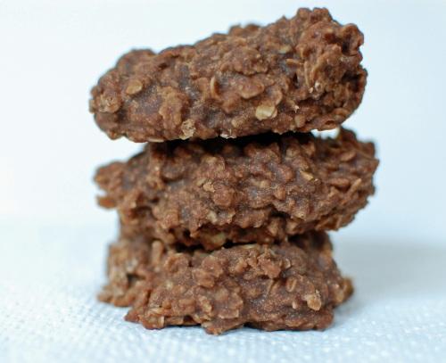 No Bake Chocolate Oatmeal Cookies   The Teacher Cooks