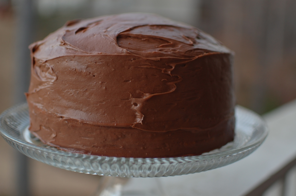 What Good To Put Between A Chocolate Cake Layers