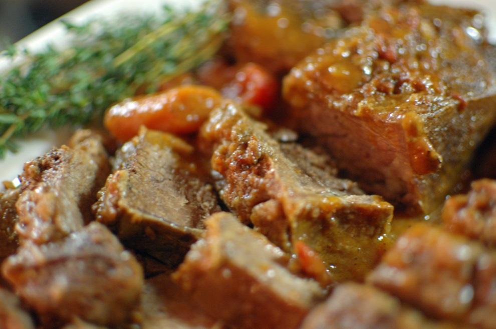 company pot roast | the teacher cooks