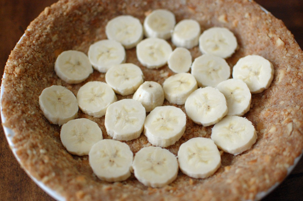 Banana Pudding Pie (6/6)