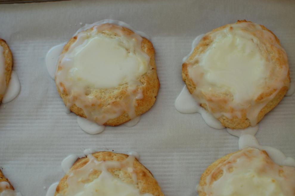 Lemon Cheese Danish