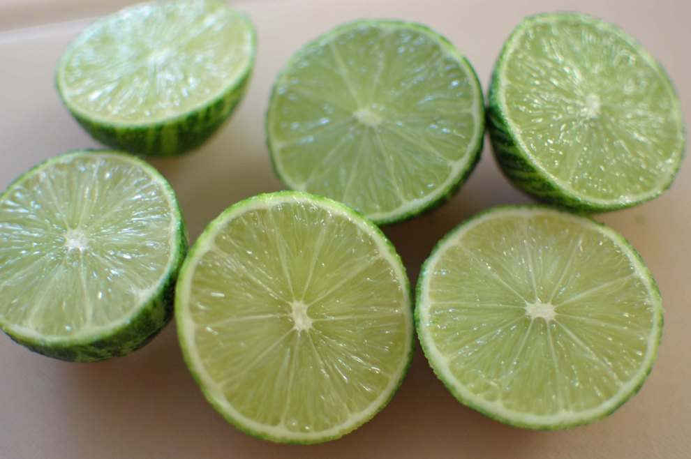 Limes for juice